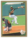 2009 Topps Update Gold Border #UH225 Gregorio Petit /2009