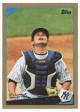 2009  Topps Update Gold Border #UH238 Kevin Cash /2009