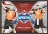 2012 Topps Bowman Combine Competition #CCLH Ryan Lindley/Chandler Harnish