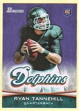 2012 Topps Bowman Purple #110 Ryan Tannehill