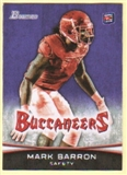 2012 Topps Bowman Purple #143 Mark Barron