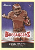 2012 Topps Bowman Purple #155 Doug Martin