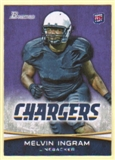 2012 Topps Bowman Purple #180 Melvin Ingram
