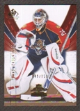 2009/10 Upper Deck SP Game Used Gold #43 Tomas Vokoun /100