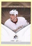2009/10 Upper Deck SP Game Used #107 Troy Bodie RC /699