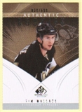 2009/10 Upper Deck SP Game Used #109 Tim Wallace RC /699