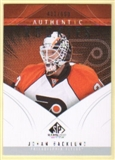 2009/10 Upper Deck SP Game Used #148 Johan Backlund RC /699