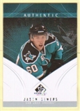 2009/10 Upper Deck SP Game Used #154 Jason Demers RC /699
