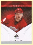 2009/10 Upper Deck SP Game Used #172 Jakub Kindl /699