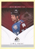 2009/10 Upper Deck SP Game Used #176 Chris Durno /699