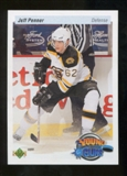 2010/11 Upper Deck 20th Anniversary Parallel #207 Jeff Penner YG