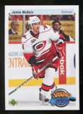 2010/11 Upper Deck 20th Anniversary Parallel #213 Jamie McBain YG
