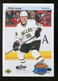 2010/11 Upper Deck 20th Anniversary Parallel #218 Philip Larsen YG