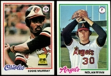 1978 Topps Baseball Complete Set (NM-MT)