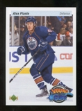 2010/11 Upper Deck 20th Anniversary Parallel #221 Alex Plante YG