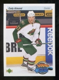 2010/11 Upper Deck 20th Anniversary Parallel #226 Cody Almond YG