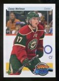 2010/11 Upper Deck 20th Anniversary Parallel #227 Casey Wellman YG
