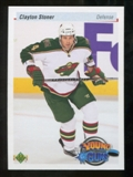2010/11 Upper Deck 20th Anniversary Parallel #228 Clayton Stoner YG