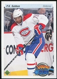 2010/11 Upper Deck 20th Anniversary Parallel #231 P.K. Subban YG