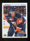 2010/11 Upper Deck 20th Anniversary Parallel #233 Matt Martin YG