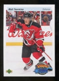 2010/11 Upper Deck 20th Anniversary Parallel #235 Matt Taormina YG