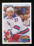 2010/11 Upper Deck 20th Anniversary Parallel #238 Derek Stepan YG