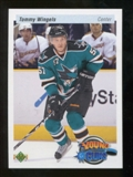 2010/11 Upper Deck 20th Anniversary Parallel #243 Tommy Wingels YG