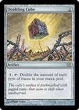 Magic the Gathering Fifth Dawn Single Doubling Cube UNPLAYED (NM/MT)