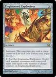 Magic the Gathering Fifth Dawn Single Engineered Explosives - NEAR MINT (NM)