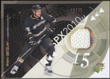 2010/11 Upper Deck SPx Spectrum #2 Ryan Getzlaf Jersey 19/25