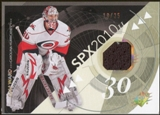 2010/11 Upper Deck SPx Spectrum #19 Cam Ward Jersey 19/25