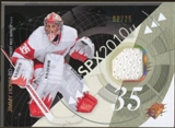 2010/11 Upper Deck SPx Spectrum #35 Jim Howard Jersey 8/25