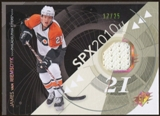 2010/11 Upper Deck SPx Spectrum #72 James van Riemsdyk Jersey 17/25