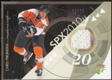 2010/11 Upper Deck SPx Spectrum #73 Chris Pronger Jersey 11/25