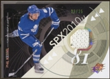 2010/11 Upper Deck SPx Spectrum #91 Phil Kessel Jersey 25/25