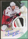 2010/11 Upper Deck SPx Spectrum #179 Jamie McBain Patch Autograph 20/25