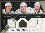 2010/11 Upper Deck SPx Winning Trios #WM3DAL Mike Ribeiro/Loui Eriksson/Brad Richards 48/50