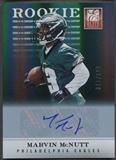 2012 Elite #182 Marvin McNutt Turn of the Century Rookie Auto #312/399