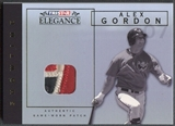 2007 TRISTAR Elegance #AG Alex Gordon Showtime Game Used Patch