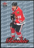 2007/08 Fleer Ultra Ice Medallion #260 Patrick Kane RC /100