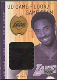2001/02 Upper Deck Hardcourt #KBF Kobe Bryant UD Game Film Floor