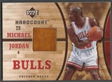 2006/07 Upper Deck Hardcourt #4 Michael Jordan Game Floor