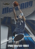 2003/04 Finest #111 Tracy McGrady Jersey #644/999