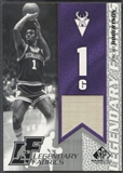2003/04 SP Game Used #ORL Oscar Robertson Legendary Fabrics Jersey