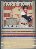 2005 Donruss Signature #11 Phil Rizzuto Hall of Fame Material Jersey