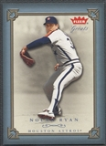 2004 Greats of the Game #28 Nolan Ryan Blue Astros #448/500