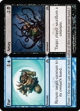 Magic the Gathering Dragon's Maze Single Far - Away Foil