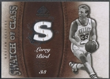 2007/08 SP Game Used #SCLB Larry Bird Swatch of Class Jersey