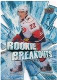 2010/11 Upper Deck Rookie Breakouts #RB7 Zac Dalpe /100
