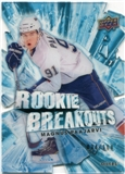 2010/11 Upper Deck Rookie Breakouts #RB14 Magnus Paajarvi /100